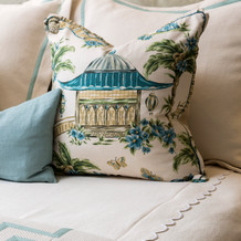 Linens: Traditional with a Twist