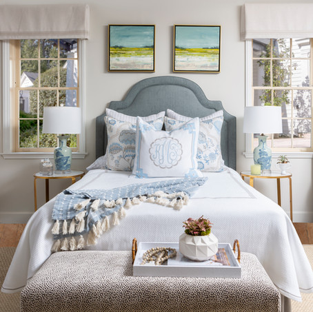 Bedroom Design: A Serene Style