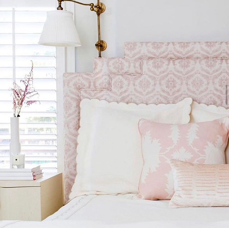 Bedding: Pretty in Pink