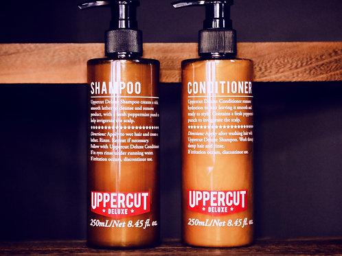UPPERCUT Shampoo & Conditioner