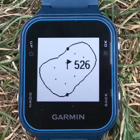 Garmin green view