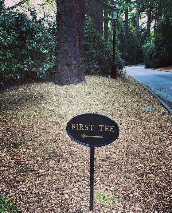 Golf Etiquette - some basics