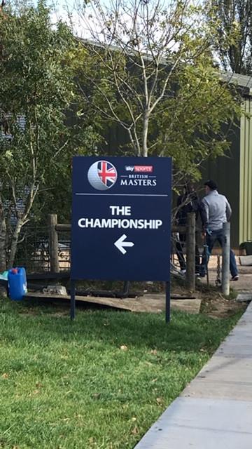 British Masters 2018