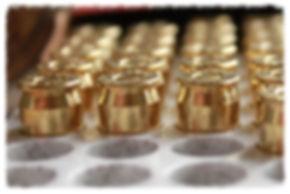 M. Doughty Enterprises Atomic Shot brass