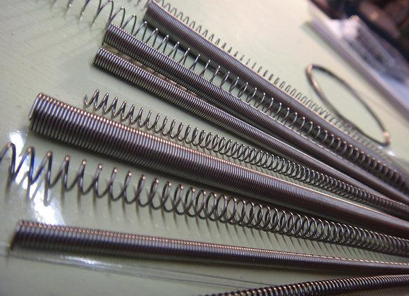 Набор пружинок сжатия и растяжения  диаметр проволоки 0,51 мм (3, 4, 5, 6, 7)