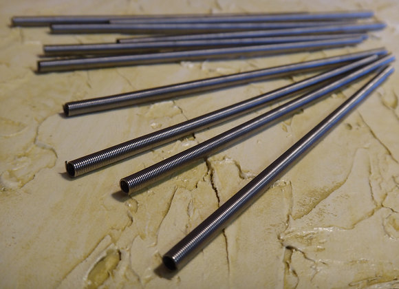 Пружинки  растяжения диаметр 4,0 мм, диаметр проволоки 0,41 мм