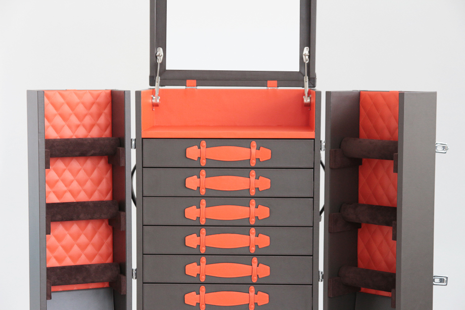 Letrature One Jewelry Cabinet