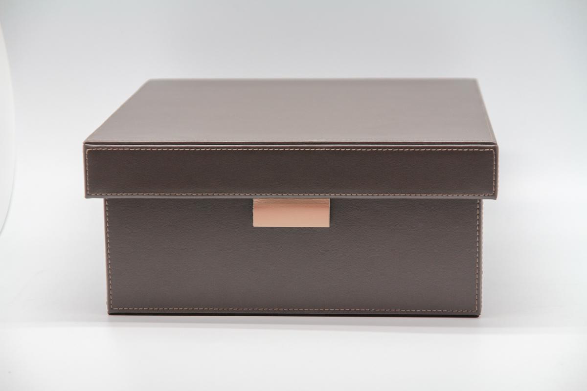 R Box, Square Model