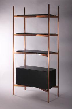 ballet shelf