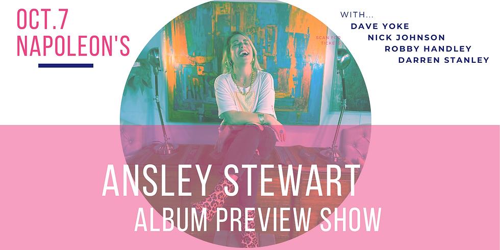 Ansley Stewart - Album Preview