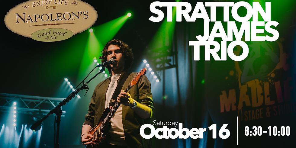 Stratton James Band