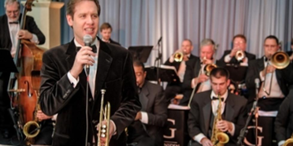 Joe Gransden: Valentine's Dinner Big Band LOVE Orchestra !