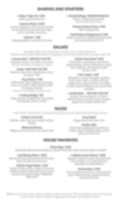 UPDATED Napoleons Dinner Menu 7-20-2019_