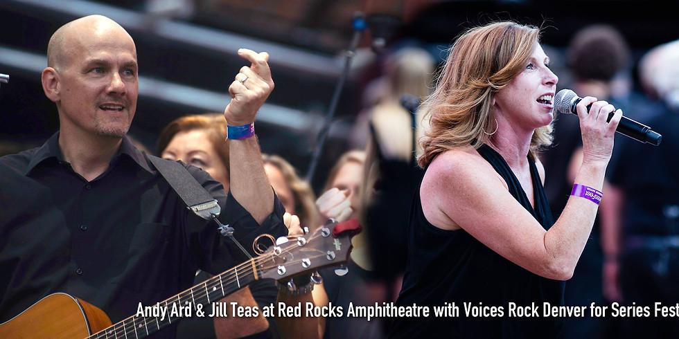 Jill Teas & Andy Ard