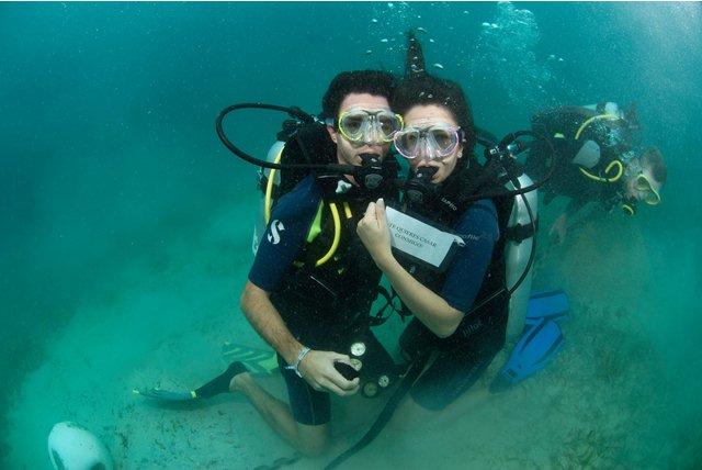 Octopus Diving St. Maarten