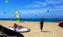 Best kite surfing Cabarete