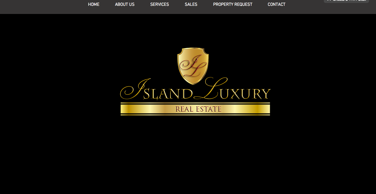 island-luxury-real-estate-HTN-web-design-Affordable-Wix-Barbados-Small-business