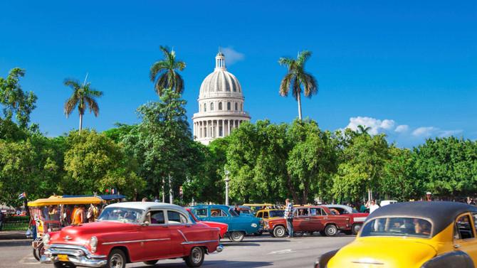 Barbados to Cuba ... affordable fares!