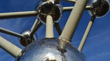 Awe Inspiring Atomium ~ Brussels