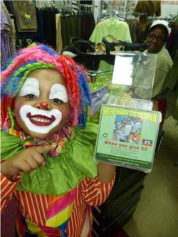 Annie The Clown