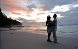 Sunset Beach Costa Rica