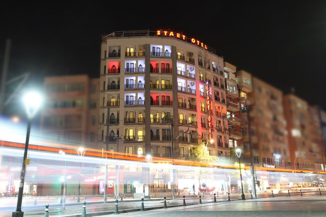 START your Antalya vacation in the city center