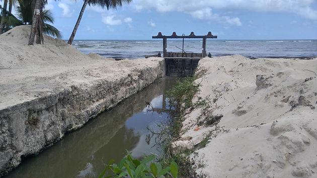 December 2018 : Barbados South Coast Sewage Problems