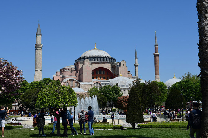 Experience the beauty of Istanbul