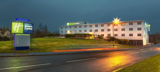 The good and the bad of Holiday Inn Express ~ Manchester Airport
