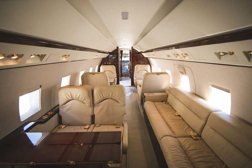 Private jet Barbados