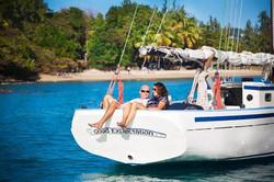 Jus Sail St. Lucia