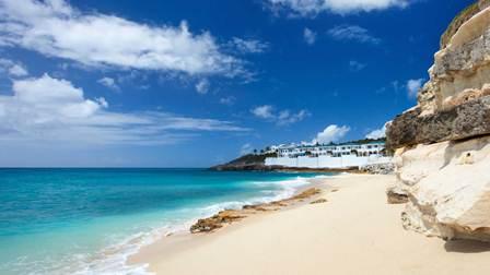 Cupecoy Beach St. Maarten