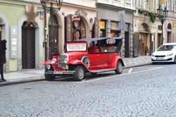 Old Cars Tours Prague