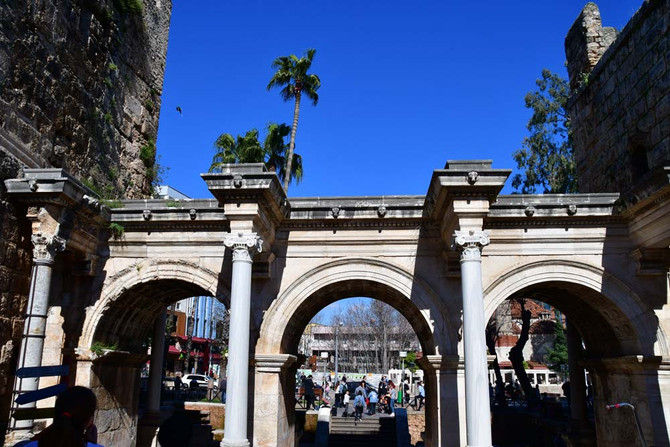 Why you should visit Old Town (Kaleici) ~ Antalya