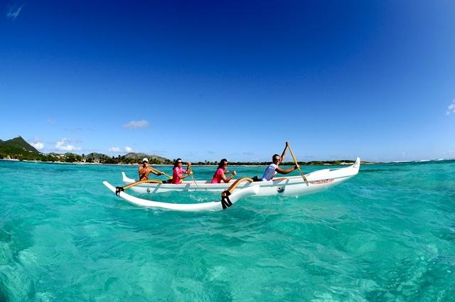 OC4 Hawaiian St. Maarten