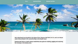 holiday-rental-HTN-web-design-Affordable-Wix-Barbados-Small-business
