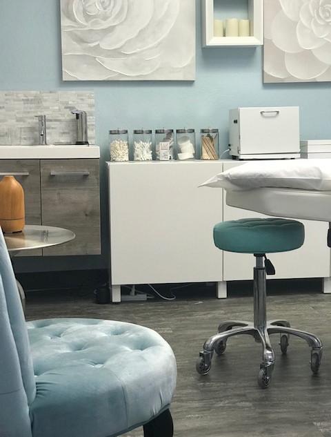 Body Art Treatment Room