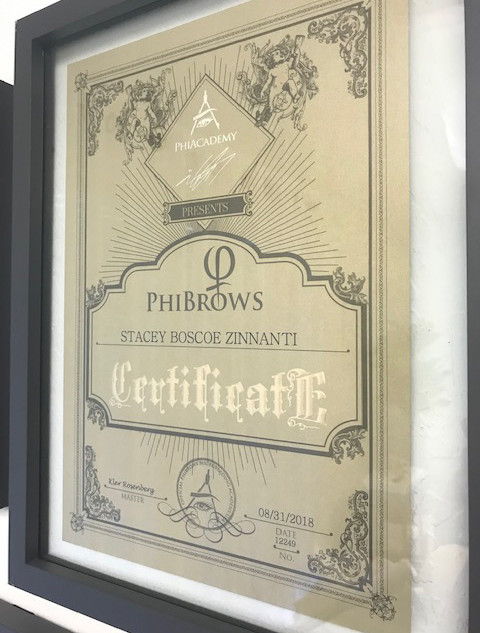 MicroBlading Certification
