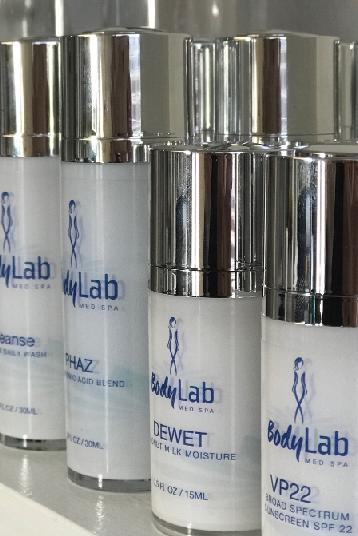BodyLab Private Label Skin Care