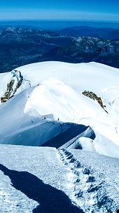 Guide de haute-montagne - Mont-Blanc
