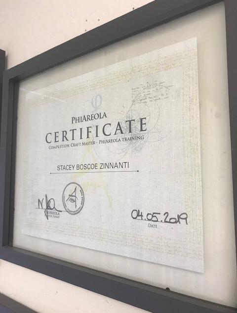 Certified 3D Medical Tattoo