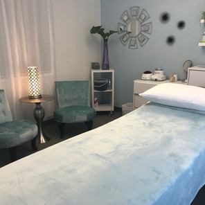 Skin Care Treatment Room