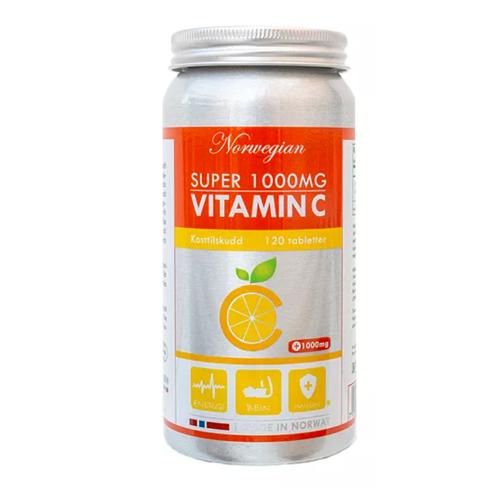 Super vitaminas C