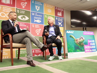 SDG Media Zone at The Ocean Conference