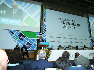 Opportunities for the effective implementation of the New Urban Agenda: Governing Council 26