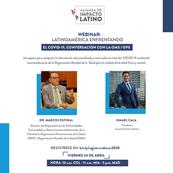 Conclusiones Latinoamérica enfrentado el COVID-19, conversaciones con la OMS/OPS