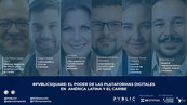 Plataformas Digitales y la recuperación regional en América Latina