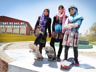 Campaign of the Month: Skateistan