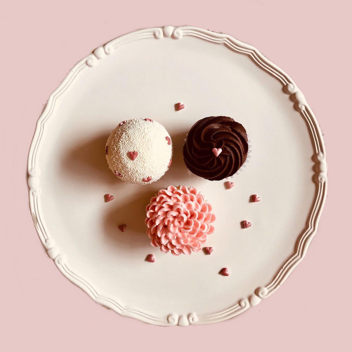 mini cupcakes especiales