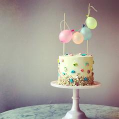 Lucky Vainilla Cake